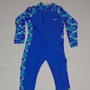 Other - Boys full length swim suit rash guard
